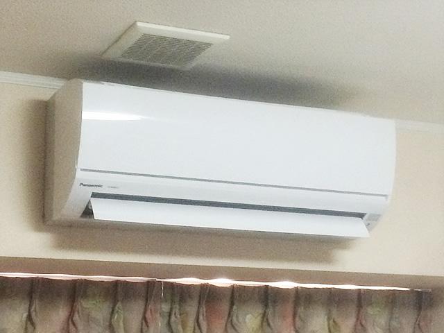 【埼玉県川越市】高気密高断熱用エアコンからマルチエアコンに更新