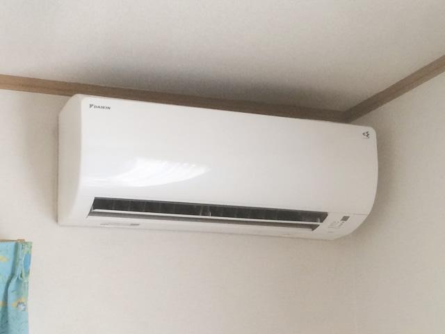 【埼玉県入間市】高気密高断熱用エアコンからマルチエアコンに更新