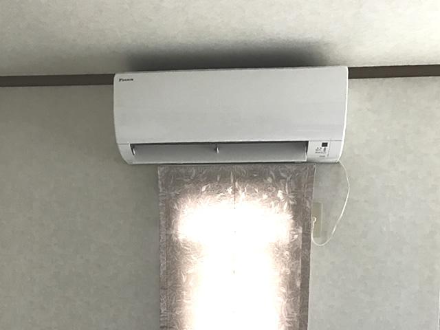 【東京都あきる野市】住宅 ルームエアコン交換工事