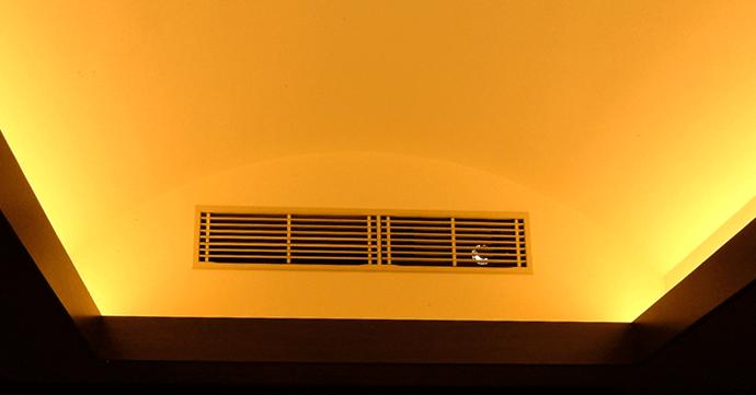 天井・壁埋込タイプの例2